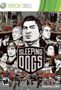 Sleeping Dogs (2012) cover