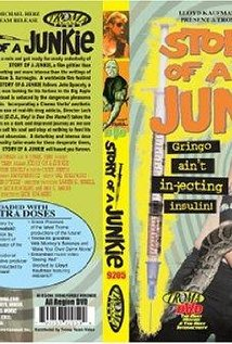Story of a Junkie (1987) cover