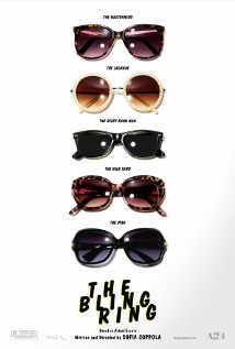 The Bling Ring (2013) cover