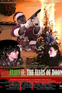 The Epic of Detective Mandy: Book Three - Satan Claus II: The Elves of Doom 1993 poster