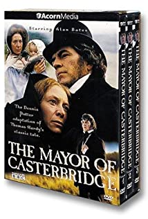 The Mayor of Casterbridge 1978 poster