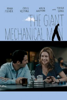 The Giant Mechanical Man (2012) cover