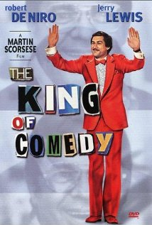 The King of Comedy (1982) cover