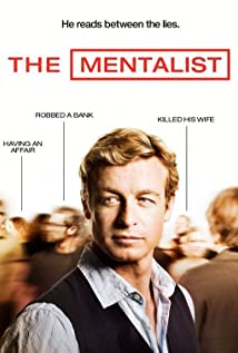The Mentalist 2008 poster