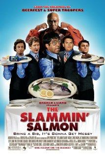 The Slammin' Salmon (2009) cover