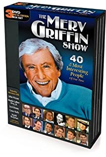 The Merv Griffin Show (1962) cover