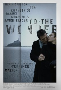 To the Wonder (2012) cover