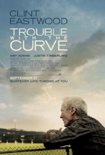 Trouble with the Curve (2012) cover