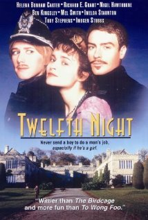 Twelfth Night or What You Will (1996) cover