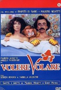Volere volare (1991) cover