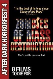 ZMD: Zombies of Mass Destruction 2009 poster