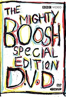 The Mighty Boosh 2003 poster