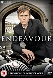 Endeavour 2013 poster
