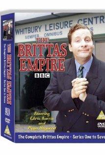 The Brittas Empire (1991) cover