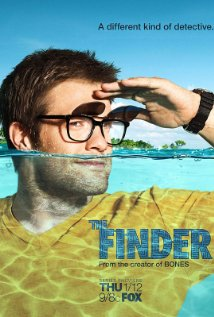 The Finder (2012) cover