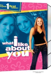 What I Like About You 2002 poster