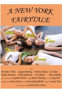 A New York Fairy Tale (2011) cover