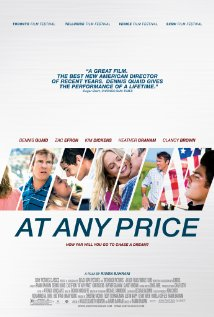 At Any Price 2012 poster