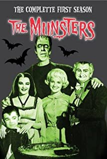 The Munsters 1964 poster