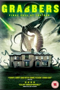 Grabbers (2012) cover