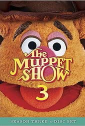 The Muppet Show 1976 poster