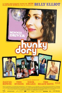Hunky Dory (2011) cover