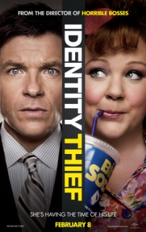 Identity Thief (2013) cover