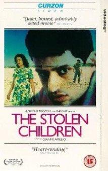 Il ladro di bambini 1992 poster