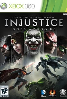 Injustice: Gods Among Us (2013) cover