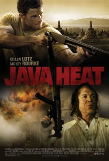 Java Heat (2013) cover