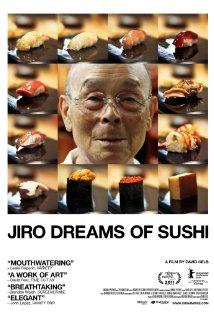 Jiro Dreams of Sushi (2011) cover
