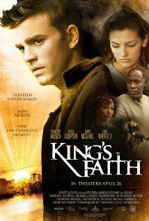 King's Faith (2013) cover