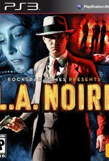 L.A. Noire 2011 poster