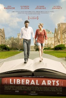Liberal Arts (2012) cover