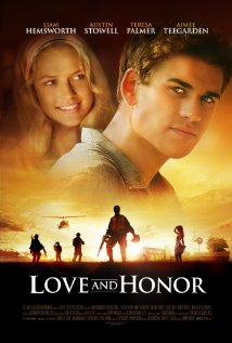 Love and Honor 2013 poster