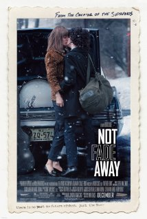 Not Fade Away (2012) cover