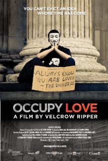 Occupy Love 2012 poster