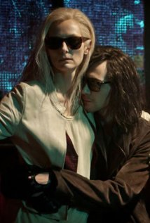 Only Lovers Left Alive (2013) cover