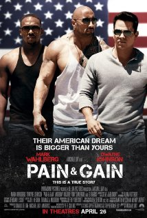Pain & Gain (2013) cover