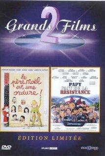Papy fait de la résistance (1983) cover
