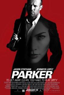 Parker (2013) cover