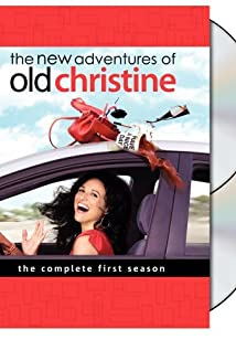 The New Adventures of Old Christine 2006 poster