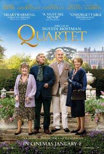Quartet 2012 poster