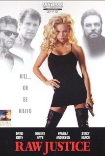 Raw Justice (1994) cover