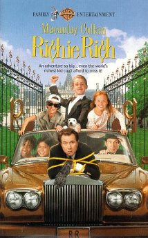 Ri¢hie Ri¢h 1994 poster