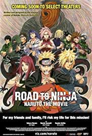Road to Ninja: Naruto the Movie 2012 poster