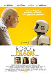 Robot & Frank (2012) cover