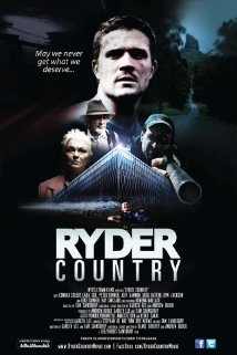 Ryder Country 2012 poster