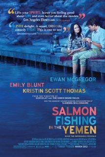 Salmon Fishing in the Yemen (2011) cover