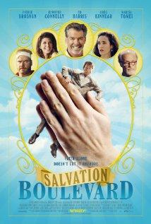Salvation Boulevard (2011) cover
